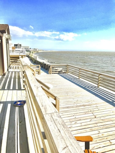 Great Place to stay Waterfront on the Delaware Bay - Sleeps 6 near fortescue