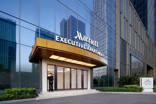 The International Trade City, Yiwu - Marriott Executive Apartments