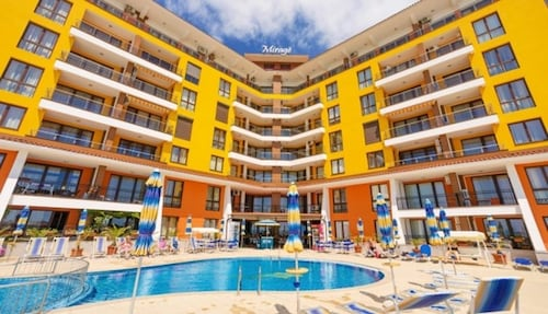 Mirage of Nessebar Hotel & Apartments - Hotel