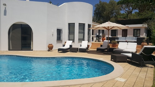 Dunas Douradas Beach Villa by Rentals in Algarve