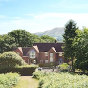 Beautiful detached country house nestled in the Shropshire Hills AONB