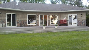 Secluded/serene beachfront property on Deer Lake with easy access to everything!
