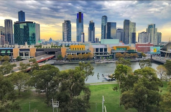 Melbourne River Views