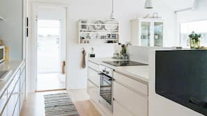 Kühlschrank, Mikrowelle, Geschirrspüler