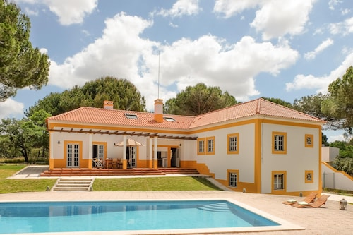 Villa With 4 Bedrooms in Comporta, With Private Pool, Enclosed Garden and Wifi - 14 km From the Beach