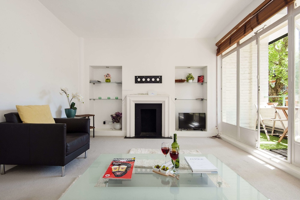 The Wonderful Chelsea Manor Street Apartment Chk London Gbr - Excellent-3-bedroom-london-apartment-in-chelsea-area