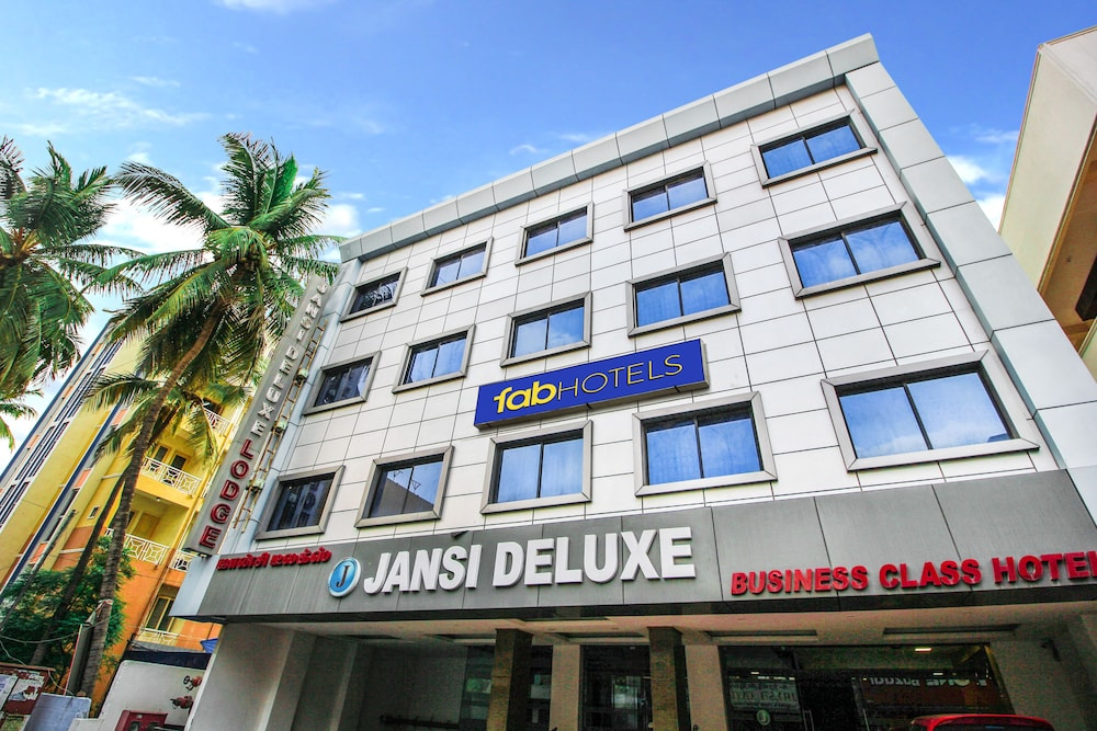 FabHotel Jansi Deluxe Gandhipuram in Coimbatore | Hotel
