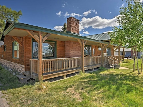 Great Place to stay New! Buena Vista Home w/ Creek Near Hot Springs! near Buena Vista