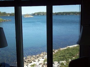 View from Room, Head of the Bay - Two Bedroom Home