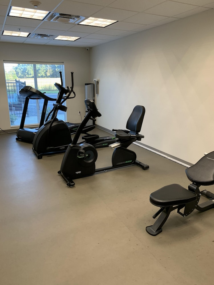 Fitness Facility, Sleep Inn & Suites