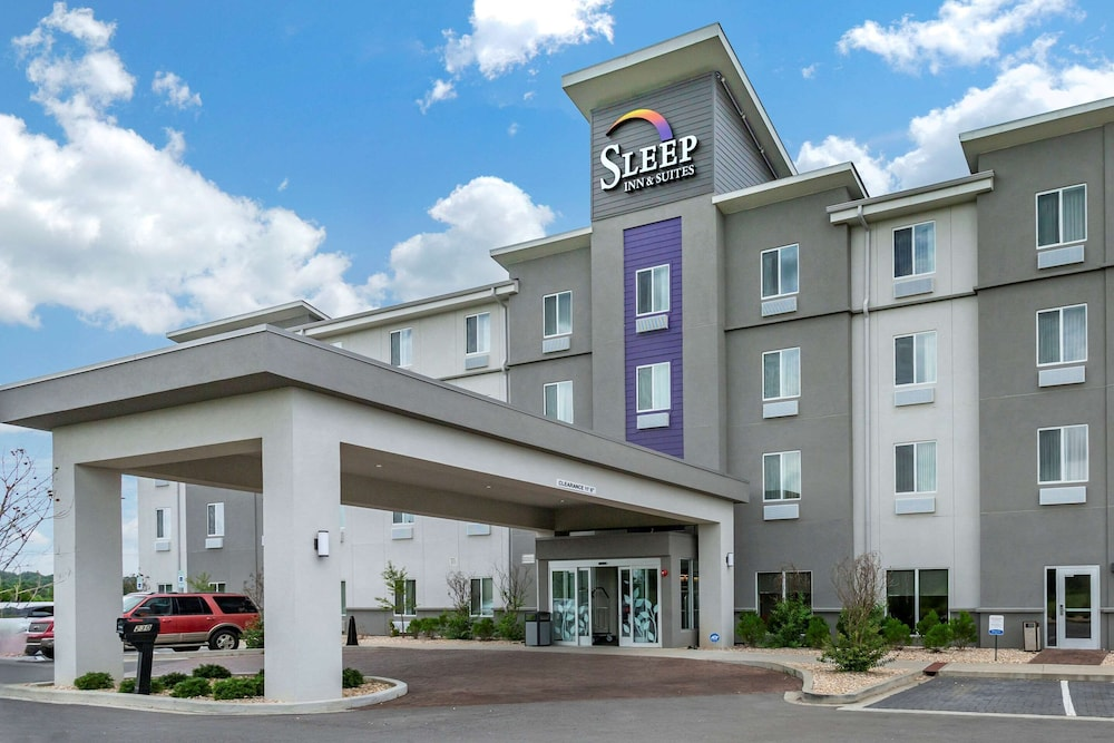 Exterior, Sleep Inn & Suites