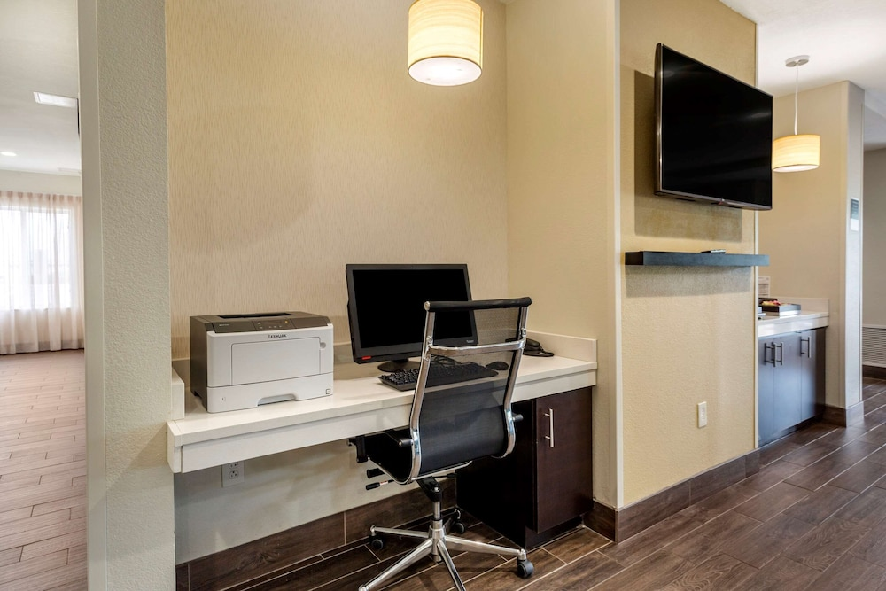 Business Center, Sleep Inn & Suites