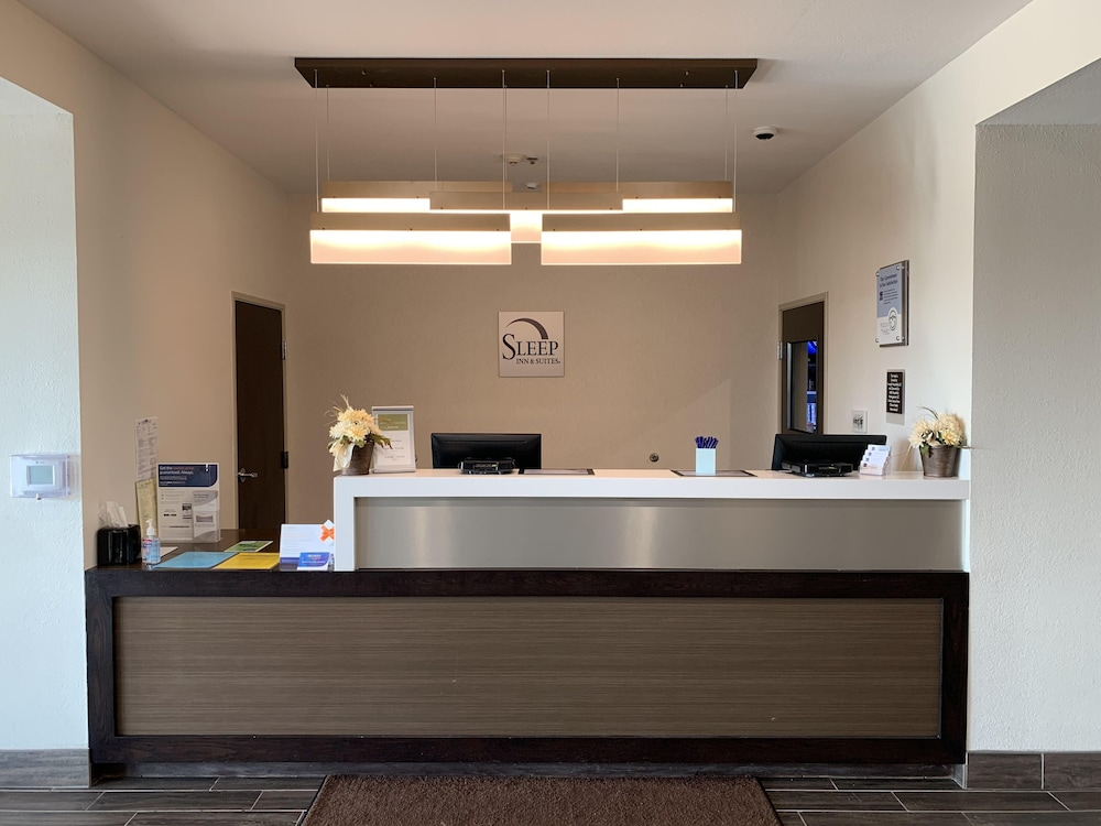 Check-in/Check-out Kiosk, Sleep Inn & Suites