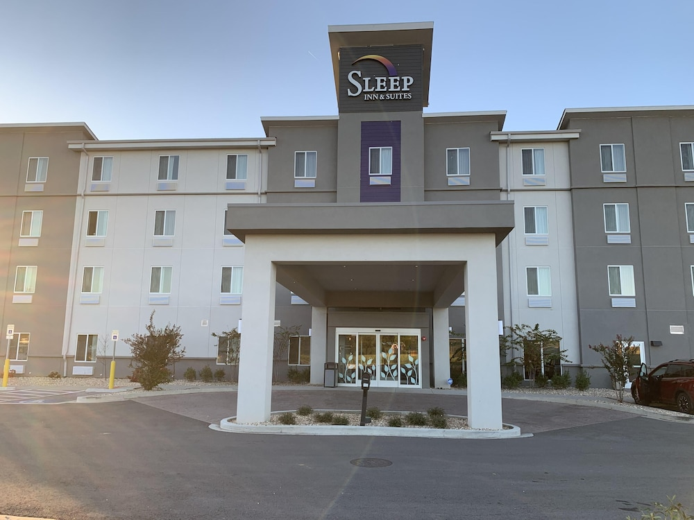 Front of Property, Sleep Inn & Suites