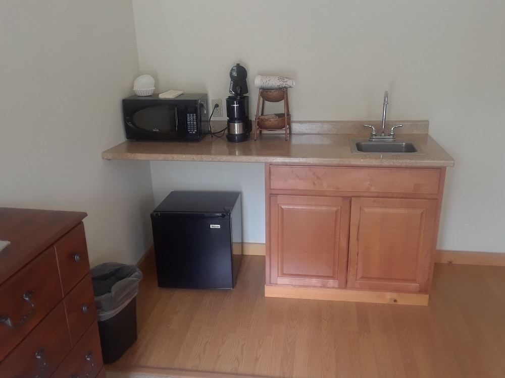 Living Room, Mt. Baker Hotel