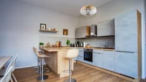 Kühlschrank, Ofen, Herd, Geschirrspüler