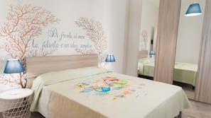 Insonorizzazione, culle/letti per bambini (gratuiti), Wi-Fi gratuito