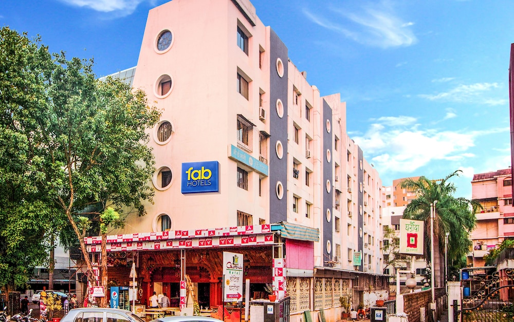 FabHotel Gharonda Residency MIDC in Pune District | Hotel