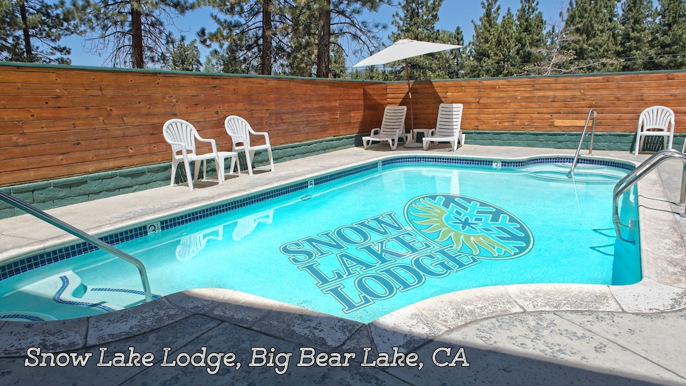 Outdoor Pool, Snow Lake Lodge