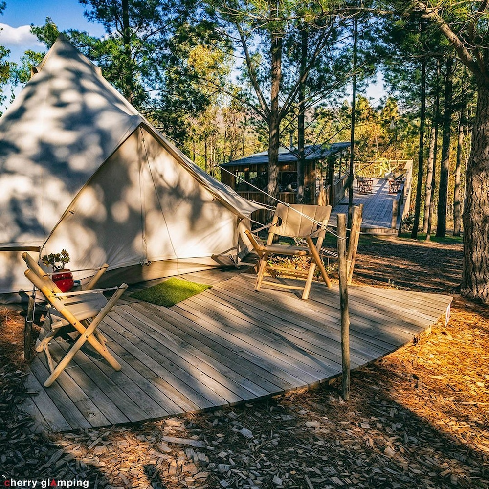 Exterior, Cherry Glamping