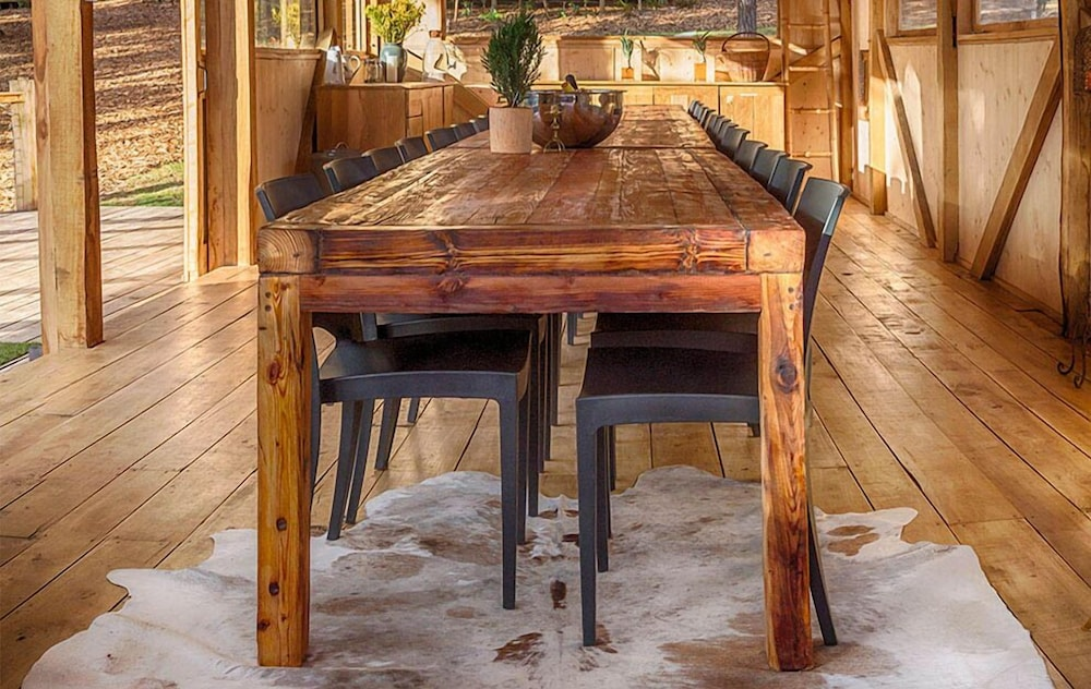 Dining, Cherry Glamping