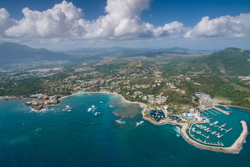 Aerial View, Sunrise Suites 2 BR - All Inclusive