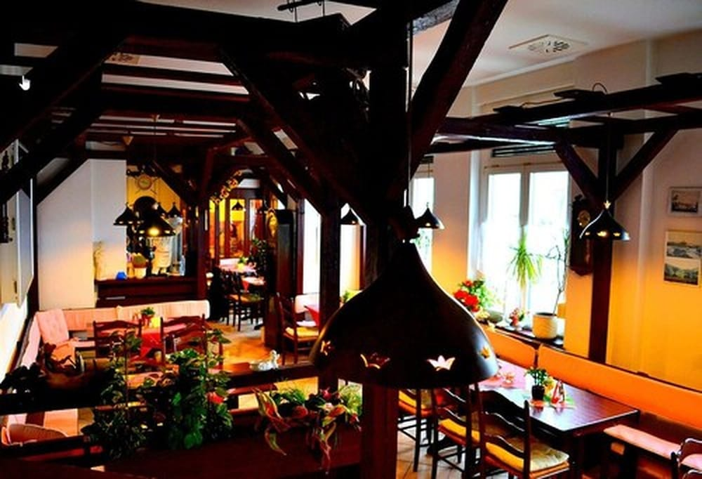 Restaurant, Pension Dessauer Hof