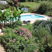 Property With 2 Bedrooms in Saint-étienne-de-maurs, With Private Pool, Enclosed Garden and Wifi - 50 km From the Slopes