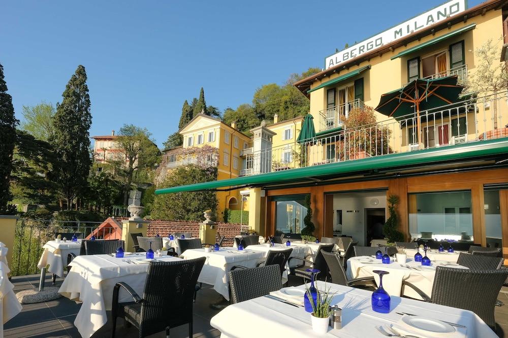 Albergo Milano Hotel Apartments In Varenna Hotel Rates