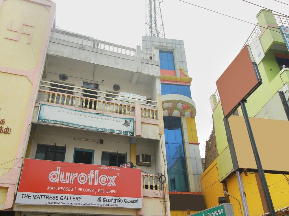 OYO 9113 IBRAS Residency, Tiruchirappalli: 2019 Room Rates