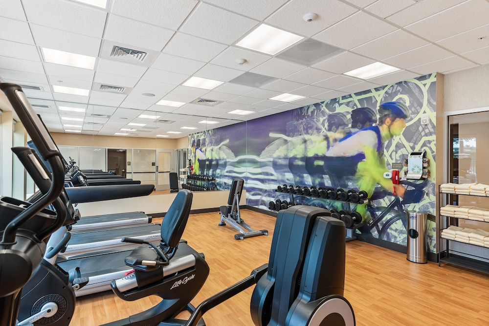 Fitness Facility, Hyatt Place Tampa/Wesley Chapel