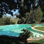 Immersed in the Green Countryside 12 km. From Rome With Pool