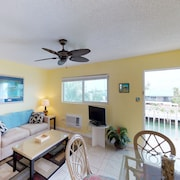 NEW Listing! Canal Front Condo W/amazing Views,, Convenient Location