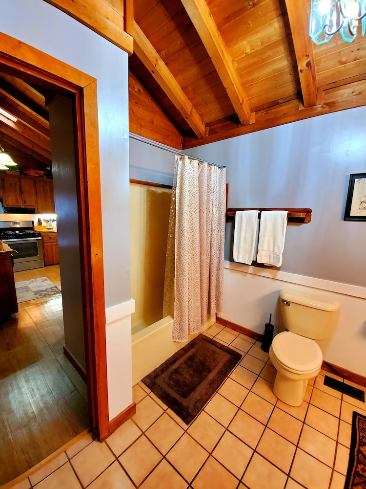 Bathroom, Summer bookings going fast