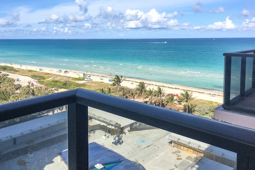 NEW Listing! Sleek, Modern Condo With Shared Pool, hot Tub, and Ocean Views!