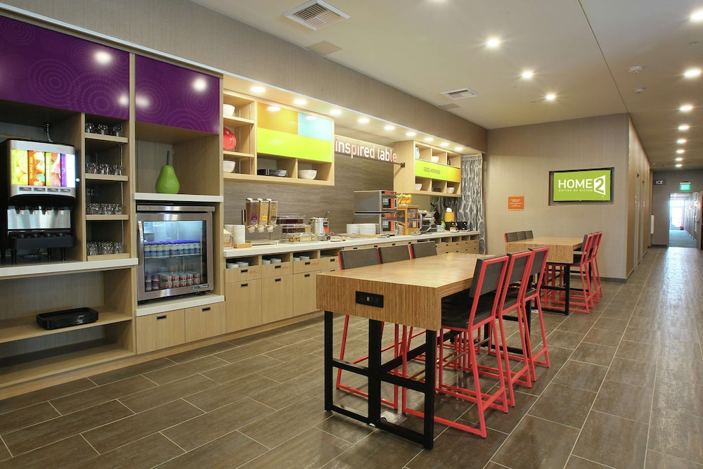 Breakfast Area, Home2 Suites by Hilton Nampa