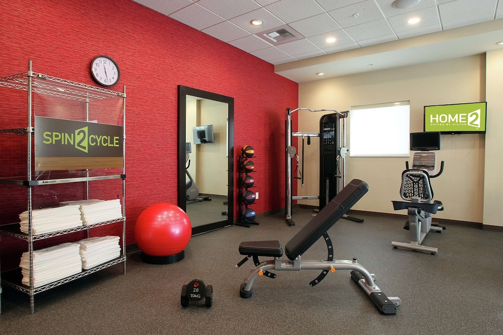 Fitness Facility, Home2 Suites by Hilton Nampa