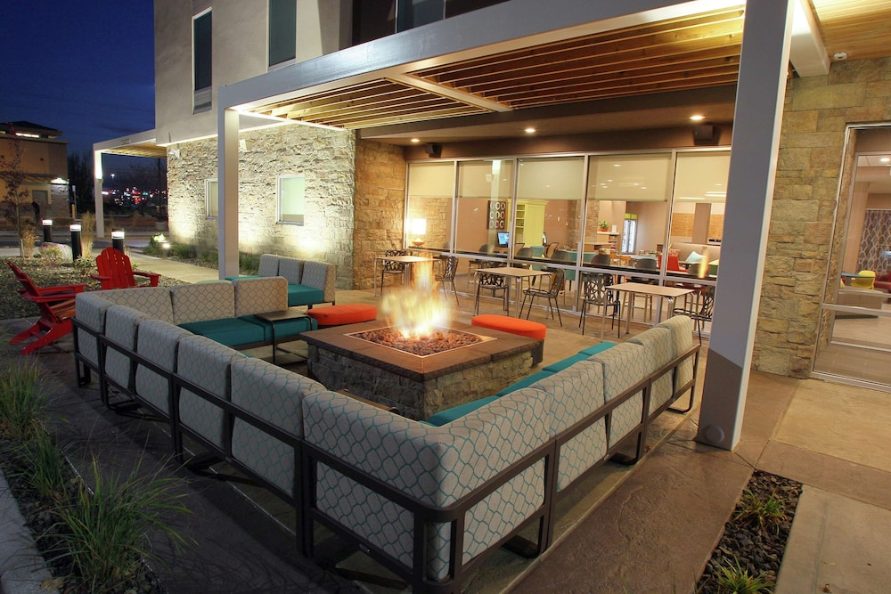 Terrace/Patio, Home2 Suites by Hilton Nampa