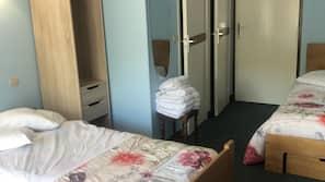 Verdunkelungsvorhänge, schallisolierte Zimmer, kostenloses WLAN