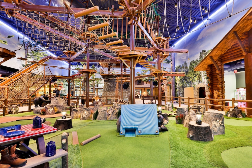 Ropes Course (Team Building), Great Wolf Lodge Atlanta / LaGrange, GA
