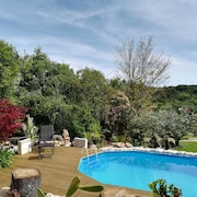 Villa With 3 Bedrooms in Carcavelos, With Wonderful Mountain View, Private Pool, Enclosed Garden - 12 km From the Beach