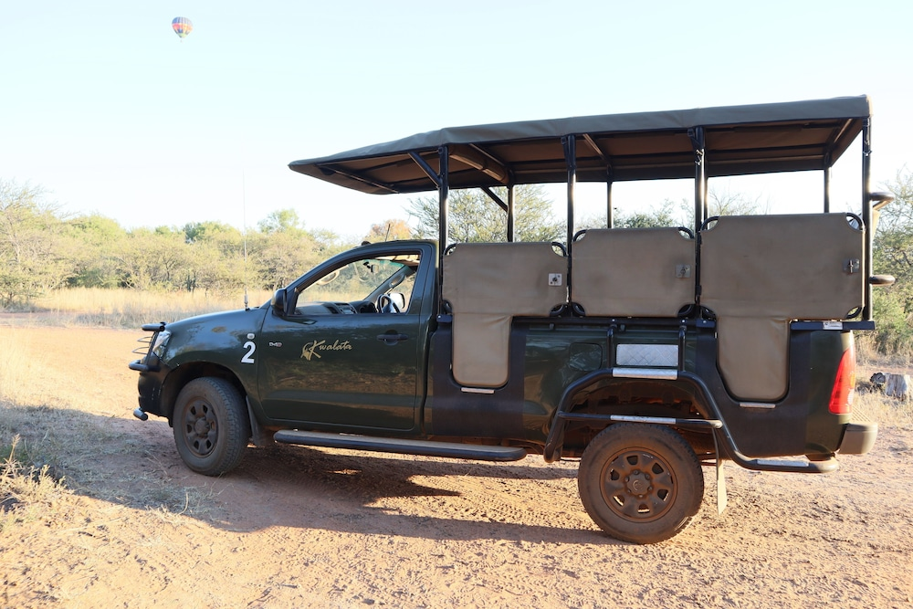 Game Drive, Kwalata Game Lodge
