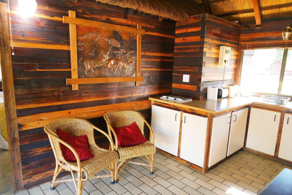 Private Kitchen, Kwalata Game Lodge