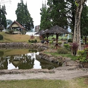 Argapuri Resort in Jungle