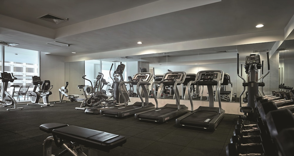 Gym, The Wembley A St Giles Hotel Penang