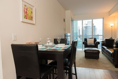 Great Place to stay Sarkar Suites - CN Tower Rogers Centre near Toronto