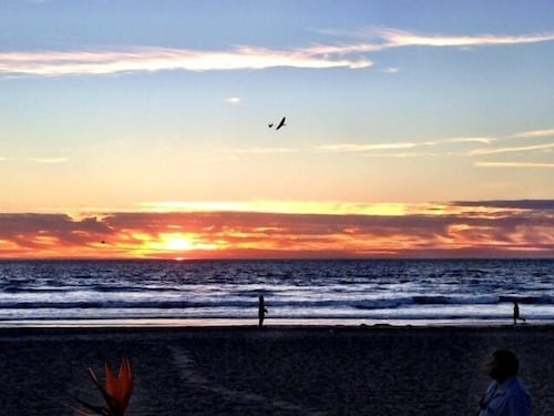 Ocean Front Surf Rider Condo In Mission Beach On The Boardwalk Sleeps 6 0 Out Of 5