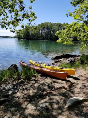 Kayak and Stand Up Paddle Board From 'camp on the Cove' This Summer
