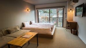 객실 내 금고, 각각 다르게 가구가 비치된 객실, 방음 설비, 무료 WiFi