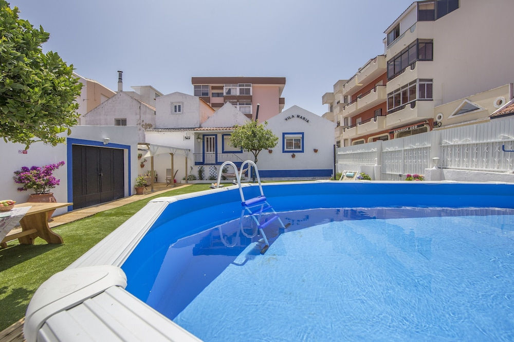 Outdoor Pool, Vila Maria by HOST-POINT